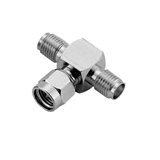 T-adapter M/F/F SMA Connector